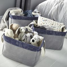 Buy the 3 x Large Canvas Storage Bags from STORE Basketware today! A part of our Toy Storage Boxes range. Toy Storage Boxes, Toy Boxes, Bag Storage, Blue Canvas, Large Canvas, Clutter, Canvas Bags, Living Room, Toys