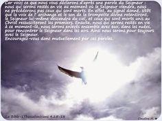 Claudine Michau - Google+ Ces paroles sont vraies puisque dites d'après une parole du Seigneur, c-à.dire sur l'autorité de Christ lui même. Que ces paroles nous encouragent...   le meilleur est devant nous  :-)