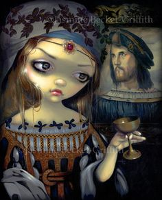 RENAISSANCE VAMPIRE - JASMINE BECKET-GRIFFITH