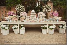 Sposata!: Características de uma decoração de casamento com estilo provençal
