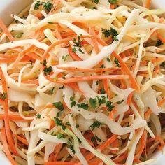 Salade de chou crémeuse - Recettes - Cuisine et nutrition - Pratico Pratique