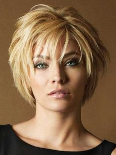 """Short Layered Straight Human Hair with Bangs Capless Wigs hair wig Hairstyles,"""" , Hairstyles For Fat Faces, Short Hairstyles For Thick Hair, Short Hair With Layers, Short Hairstyles For Women, Short Hair Cuts, Wig Hairstyles, Short Hair Styles, Hairstyle Short, Hairstyle Ideas"""