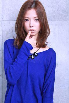 【Lotus】リラックスフェアリーミディ   堀江・新町の美容室 Lotusのヘアスタイル   Rasysa(らしさ)
