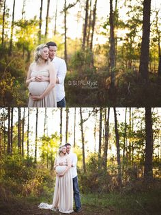 Jessica & Will's Maternity Session in Land O Lakes FL | DigitalMyst Photography is your premier maternity and newborn photographer in the Tampa area | www.digitalmystphotography.com