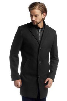 a coat by Esprit