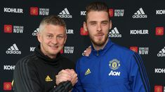 Manchester United goalkeeper David de Gea signs a new contract to stay with the club until Manchester United Premier League, Manchester City, Granit Xhaka, Community Shield, Anthony Martial, Sir Alex Ferguson, Marcus Rashford, Transfer Window, Premier League Matches