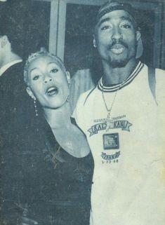 Tupac and jada pinkett smith