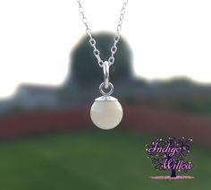 Indigo Willow Breast Milk Jewelry and Keepsakes
