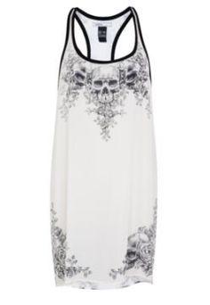 Vestido Colcci Comfort Vegas Off-White