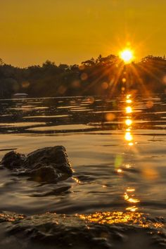 "Sundiamonds of Life : 0ce4n-g0d: "" Sunset by Niraj Khanal """