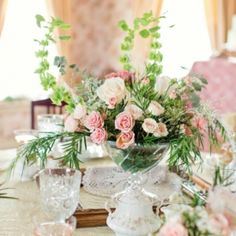 Vintage Tea Party Bridal Shower