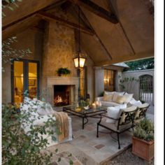 Most fabulous outdoor room!!!