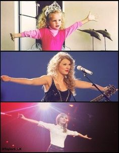 Taylor Swift through the years  (Gorgeous Taylor Swift 13!!