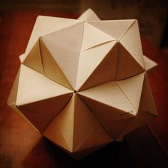 Picture of Modular Origami