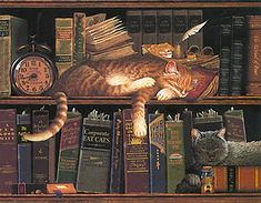 REMINGTON THE WELL-READ BY CHARLES WYSOCKI