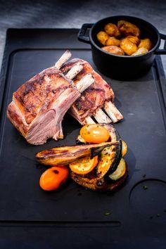 Côte de bœuf «Black Angus» à partager  «Black Angus» large beef rib to share
