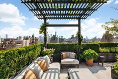 〚 Penthouse with amazing terraces and views in New York 〛 ◾ Photos ◾Ideas◾ Design