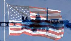 Washington DC Skyline stars n stripes by Enki Art City Skylines, Washington Dc, Cities, Stripes, Wall Art, Stars, Painting, Sterne, Painting Art