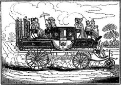The story of early English Steam Carriages!