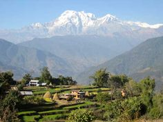 The village of Astam, about 20km Northwest of Pokhara, Nepal. A community of beautiful people with big hearts.