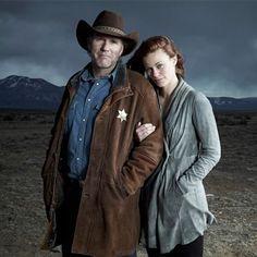 Longmire - Robert Taylor, Cassidy Freeman