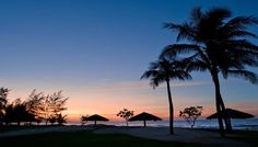 Phan Thiet Ocean Dunes Resort in Phan Thiet City - wonderful place for your beach holiday combined with the beach sports.