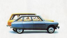 1970 Citroen Ami 8