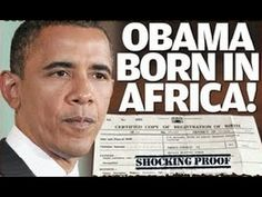 WOW: Sheriff Joe Arpaio Releases New Information on President Obama's Birth Certificate - YouTube
