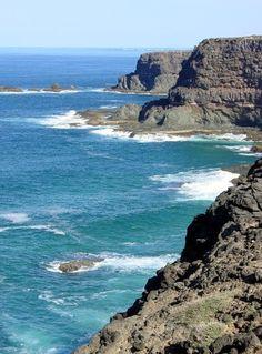 West Coast near Tindaya  Fuerteventura