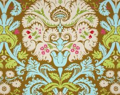 Belle AB08 Olive Acanthus by Amy Butler for Westminster