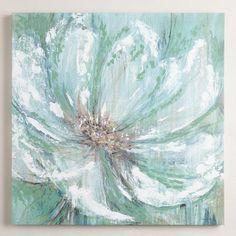 One of my favorite discoveries at WorldMarket.com: 'Celadon Splash' by Lynlie Carson
