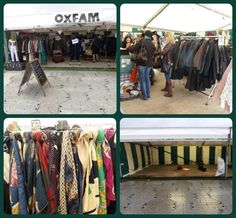 The #Oxfam #Festival #Shop at the #Royal #Windsor #Horse Show: The #Fairytale | #Fashion blog | Oxfam GB