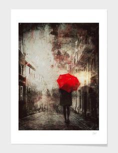 Red Rain main illustration