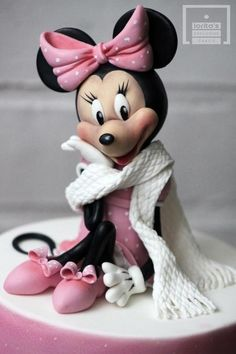 Winter Minnie by Lorita