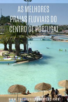 Portugal Travel Guide, Sea Activities, Visit Portugal, Sunny Beach, Summer Aesthetic, Algarve, Where To Go, The Good Place, Surfing