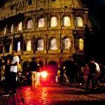 Colisseum http://beersandbeans.com/2012/10/21/when-in-romereally-do-as-the-romans-do/