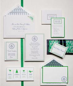 Getting to Know Mr. Boddington + Wedding Stationery Tips | Style Me Pretty