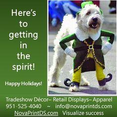 Countdown to Christmas! ChristmasWeek  www.novaprintds.com