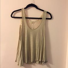 Urban Outfitters Tank Top Little snag as shown, barley worn comfy & cute Urban Outfitters Tops Tank Tops