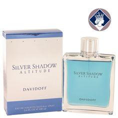 Davidoff Silver Shadow Altitude 100ml/3.4oz Eau De Toilette Men Cologne Spray