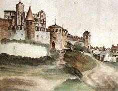 The Castle at Trento, 1495 - Albrecht Durer