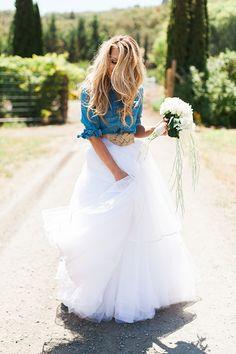 Bridal shower idea: cowgirl bridal shower