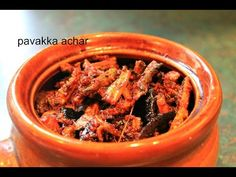 Pavakka Achar / Bitter Gourd Pickle Recipe--(Select HD Quality) - YouTube