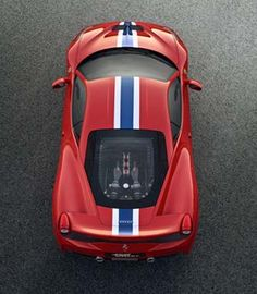 The new Ferrari 458 speciale!