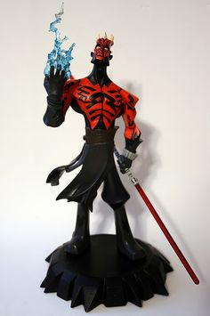 Gentle Giant's Darth Maul