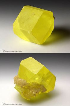 Natural sulfur, produced in Italy (Mt. Etna, Sicily, Italy),