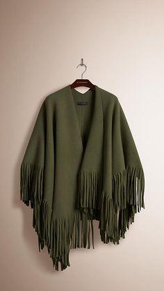 explore cashmere poncho