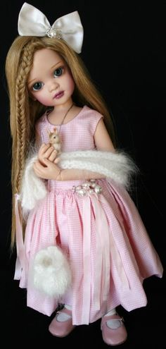 darling - artist doll 'Solace'