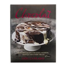 Chocolat: Chocolate Recipes For Desserts, Truffles, Cakes And Other Treats From Baking Mad's Eric Lanlard Baking Recipes, Dessert Recipes, Desserts, Chocolates, Eric Lanlard, Cake And Bake Show, Chocolate Meringue, Chocolate Cake, Chocolate Macaroons