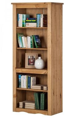 Home Decor Ideas Bookcase Kiefer Preis Father Taupe Country Shelves Style Solid Pine